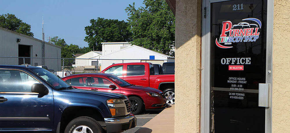 Purnell Body Shop   Elkton Collision   Auto Body Cecil County